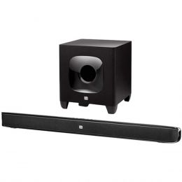 CinemaSB400 - SoundBar 2.1 Canais c/ Subwoofer s/ Fio e Bluetooth Cinema SB 400 - JBL