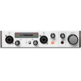 MTrackII - Placa de Som Externa USB M Track II - M-Audio