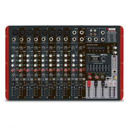 NVK1200P - Mesa de Som / Mixer 12 Canais USB NVK 1200 P - Novik Neo