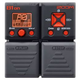 B1on - Pedaleira Contrabaixo 75 Efeitos B1 on - Zoom