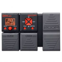B1Xon - Pedaleira Contrabaixo 75 Efeitos B1 X on - Zoom