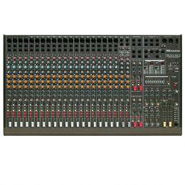 Mesa de Som 24 Canais Balanceados (20 XLR + 4 P10) c/ USB / Efeito / Phantom / 8 Auxiliares - CSM 24 4 S A 8 II Ciclotron
