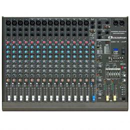 Mesa de Som 16 Canais Balanceados (14 XLR + 2 P10) c/ USB Play / Efeito / Phantom / 4 Auxiliares - CSM 16 A 4 F Ciclotron