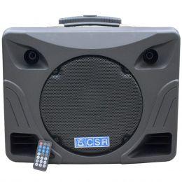 Cubo Multiuso 12 Pol 100W c/ FM, USB e Bluetooth MT12A - CSR