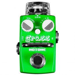 SOD1 - Pedal Guitarra Grass Overdrive SOD 1 - Hotone