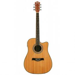 Viol�o Folk Tennessee Natural Satin - Seizi