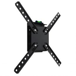 Suporte de Parede Inclinável p/ TV 10 a 55 Pol LCD / LED / Plasma / 3D - SBRP 110 Brasforma