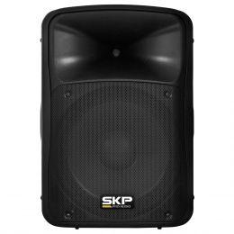 SK5PBT - Caixa Ativa 250W c/ Bluetooth e USB Preta SK 5P BT - SKP
