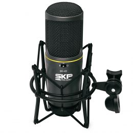 SKS420 - Microfone c/ Fio p/ Estúdio SKS 420 - SKP