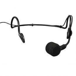 HMB3 - Microfone c/ Fio Headset / Cabeça HMB 3 - SKP
