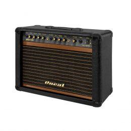 Amplificador Combo p/ Guitarra 60W Preto OCG 200 - Oneal