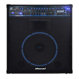 Cubo Multiuso 15 Pol 300W c/ FM, USB e Bluetooth OCM 3090 - Oneal