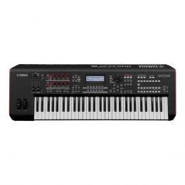 Teclado Sintetizador 61 Teclas - MOX F 6 Yamaha
