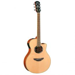 APX500III - Violão Clássico APX 500 III Natural - Yamaha
