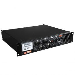 MIX1200 - Pr� Amplificador c/ Gongo e Equalizador 300W POWER MIX 1200 - Leacs