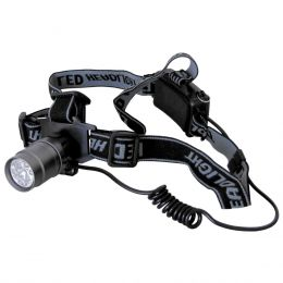STHG9055L - Lanterna de Cabeça 5 LEDs STHG 905 5L - CSR