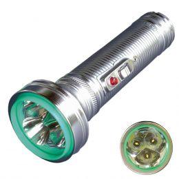 CSR2DE2 - Lanterna Metálica 3 LEDs CSR 2 DE 2 - CSR