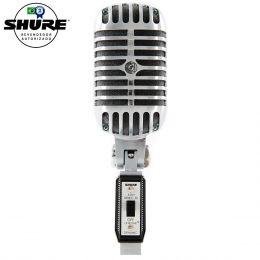 55SH - Microfone c/ Fio de Mão UNIDYNE 55 SH SERIES II - Shure