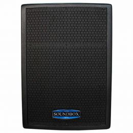 Caixa Passiva Fal 12 Pol 250W PA / Monitor - MS 12 SoundBox