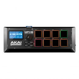 MPX8 - Controladora MIDI / USB e Sampler Portátil MPX 8 - AKAI