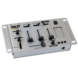 Mixer DJ 3 Canais SM 35 - SKP