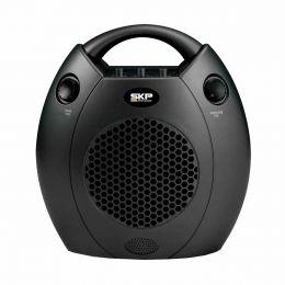 TH211 - Kit Professor Portátil c/ Caixa + Microfone s/ Fio Globetrotter TH 211 - SKP