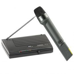 VHF655 - Microfone s/ Fio de M�o VHF 655 - SKP