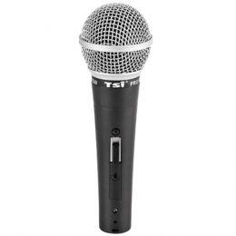 Microfone c/ Fio de Mão PRO BR SW - TSI