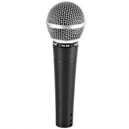58 - Microfone c/ Fio de Mão 58 - TSI