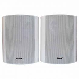 Caixa Passiva p/ Som Ambiente Fal 8 Pol 150W c/ Suporte (Par) - OB 320 Oneal