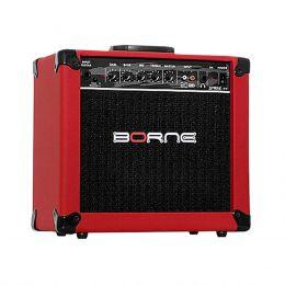 G70 - Amplificador Combo p/ Guitarra 20W Strike G 70 Vermelho - Borne