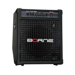 Amplificador Combo p/ Contrabaixo 200W Impact Bass CB 200 - Borne