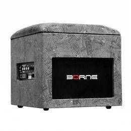Caixa Ativa 60W c/ Bluetooth e USB Lounge Cube Jeans - Borne