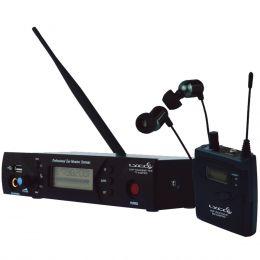 Ponto Eletrônico UHF s/ Fio c/ USB - PE 640 PRO Lyco