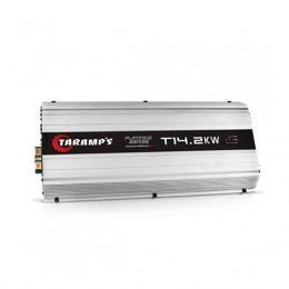 T142KW - Módulo Amplificador Digital 14200W 1 Canal 1 Ohm T 14 2 K W - Taramps