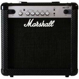 Amplificador Combo p/ Guitarra 15W Guitarra Carbon Fibre MG15CF - Marshall