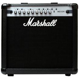 Amplificador Combo p/ Guitarra 50W Carbon Fibre MG50FX - Marshall