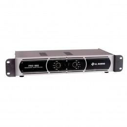 Amplificador de Potência 200W 4 OHMS PRO 800 - LL AUDIO