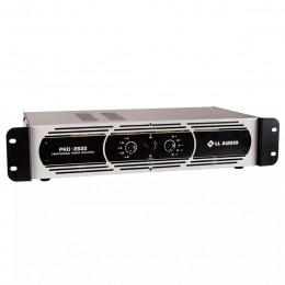 Amplificador de Potência 650W 4 OHMS PRO 2600 - LL AUDIO