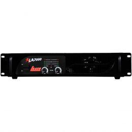 Amplificador Estéreo 2 Canais 480W LA 2000 - Leacs
