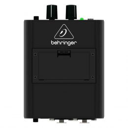 Amplificador p/ Fone de Ouvido 1 Canal - Powerplay P1 Behringer