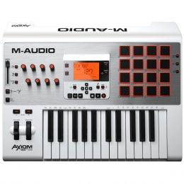 AxiomAir25 - Teclado Controlador MIDI / USB Axiom AIR 25 - M-Audio