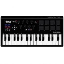 AxiomAirMini32 - Teclado Controlador MIDI / USB Axiom AIR Mini 32 - M-Audio