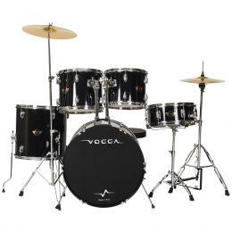 Bateria Acústica Bumbo 22 Polegadas Talent VPD922 Preta - Vogga