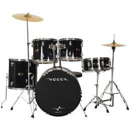 Bateria Acústica Bumbo 18 Polegadas Talent VPD918 Preta - Vogga