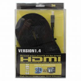 Cabo HDMI 1.4 5 Metros Full HD 1080P - VR
