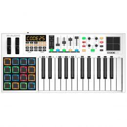 Code25 - Teclado Controlador MIDI / USB Code 25 - M-Audio