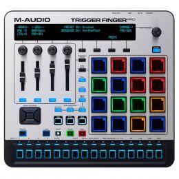 Controladora MIDI / USB 16 PADs Trigger Finger Pro - M-Audio