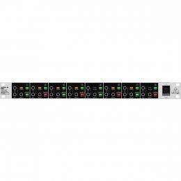 Direct Box Ativo 8 Canais Ultra-DI PRO DI800 110V - Behringer