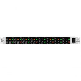 Direct Box Ativo 8 Canais - Ultra-DI PRO DI800 110V Behringer